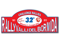 32 Rally Valli del Bormida